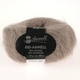 Kid-Annell 3129 bruin-grijs