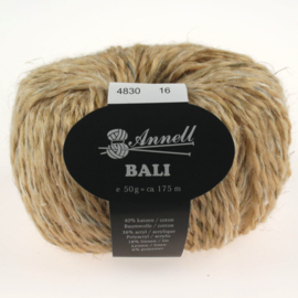 Bali 4830 bruin/beige