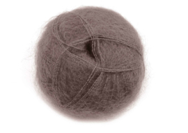 Mohair Brushed Lace - 3007 taupe