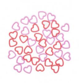 Stekenmarkeerders 'Amour' knitpro 40 st