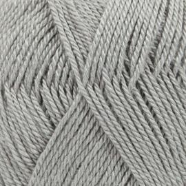 BabyAlpaca Silk Uni 8465 grijs