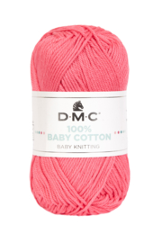 100% Baby Cotton 799 pink punch