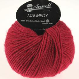 Malmedy 2513 donkerrood