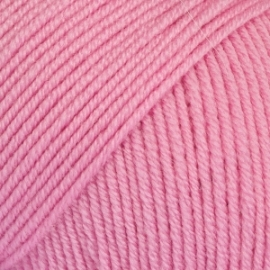 Baby Merino Uni 07 roze