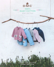 100% Baby Cotton - patronenboek