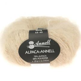 Alpaca-Annell 5774 grijs beige