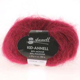 Kid-Annell 3110 bordeaux