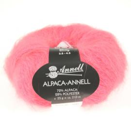 Alpaca-Annell 5778 koraal
