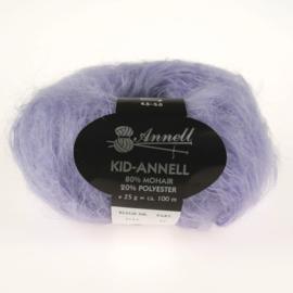 Kid-Annell 3154 lavendel