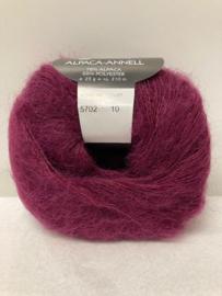 Alpaca-Annell 5702 aubergine