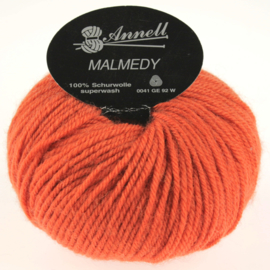 Malmedy 2507 oranje-roest