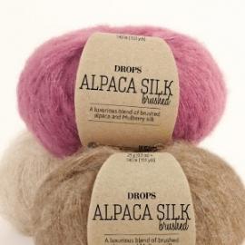 Brushed Alpaca Silk Uni 15 licht zeegroen