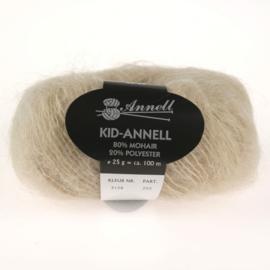Kid-Annell 3128 lichtbeige