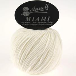Miami 8960 créme/wit