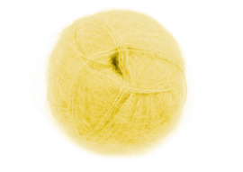Mohair Brushed Lace - 3009 buttercup
