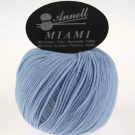 Miami 8936 lichtblauw