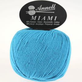 Miami 8962 fel/hardblauw