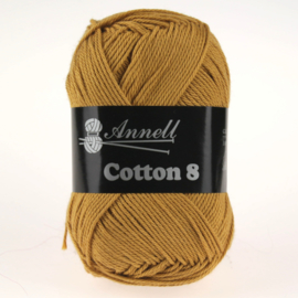 Cotton 8 - 29 goud/bruin