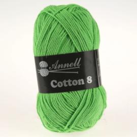 Cotton 8 - 46 lichtgroen
