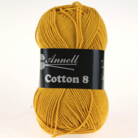 Cotton 8 - 28 oker