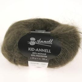 Kid-Annell 3120 kaki groen bruin