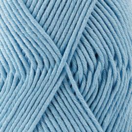 Muskat uni 02 babyblauw