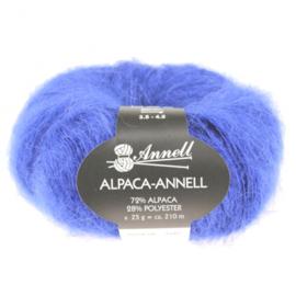 Alpaca-Annell 5738 kobalt blauw