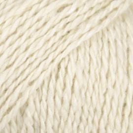 Soft Tweed uni 01 naturel