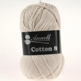 Cotton 8 - 56 woestijn/zand
