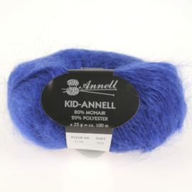 Kid-Annell 3138 kobalt blauw