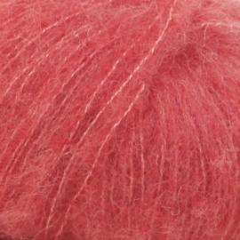 Brushed Alpaca Silk Uni 06 koraal