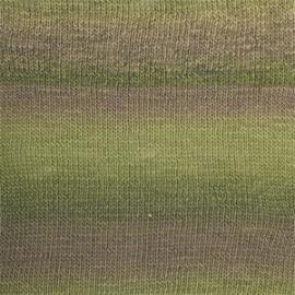 Delight Print 08 groen/beige