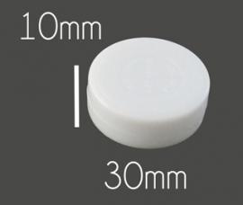 Rammelschijf 30 mm