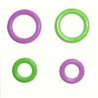 Stekenmarkeerders 'ringen' 20 stuks
