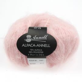 Alpaca-Annell 5732 zacht roos