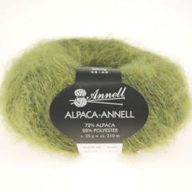 Alpaca-Annell 5749 olijf groen