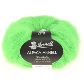 Alpaca-Annell 5724 brasil groen