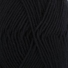 Merino XF Uni 02 zwart