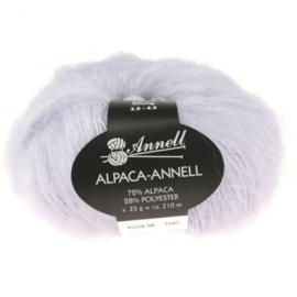 Alpaca-Annell 5775 pastel lavendel
