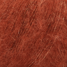 Brushed Alpaca Silk Uni 24 roest