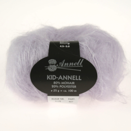 Kid-Annell 3175 pastel lavendel