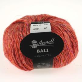Bali 4804 oranje/steenrood