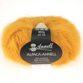 Alpaca-Annell 5706 oker