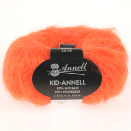 Kid-Annell 3121 oranje