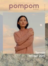 # POM POM MAGAZINE - issue 31 - Terrain Winter 2019