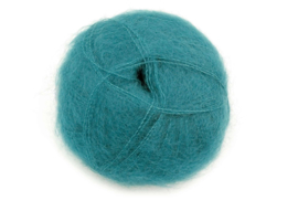 Mohair Brushed Lace - 3015 atlantic