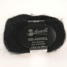 Kid-Annell 3159 zwart