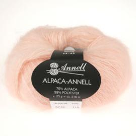 Alpaca-Annell 5716 abrikoos roos