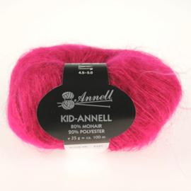 Kid-Annell 3179 fuchsia