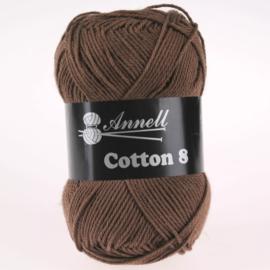Cotton 8 - 01 bruin